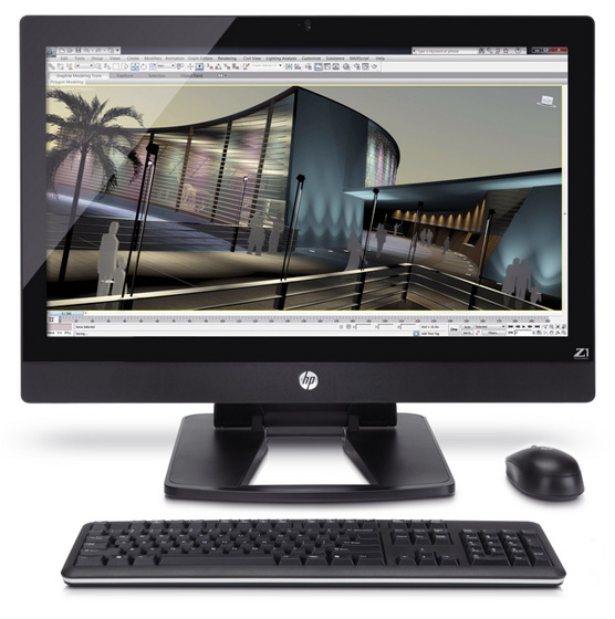 HP Z1