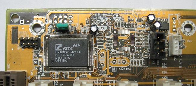 Chaintech 6OJA3T Chipset Driver Windows 7