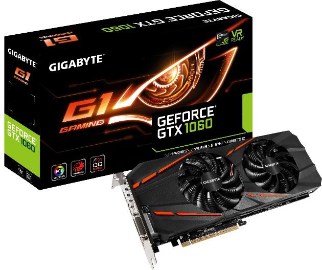 GTX 1060 G1 GAMING