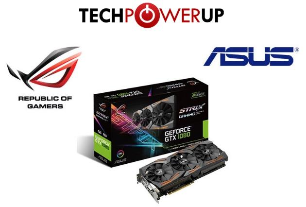 конкурс techpowerup