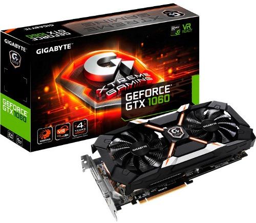 GIGABYTE GTX 1060 Xtreme Gaming