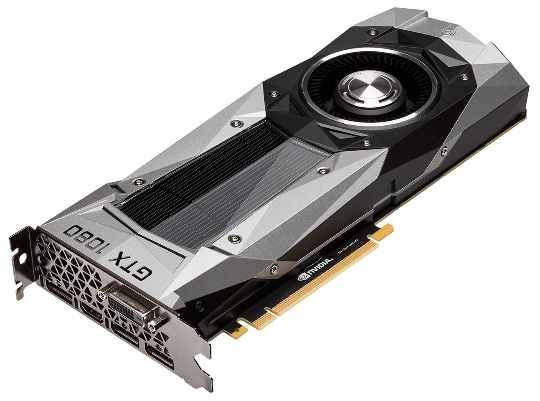 NVIDIA готовит выпуск GeForce GTX 1080 Ti к CES 2017