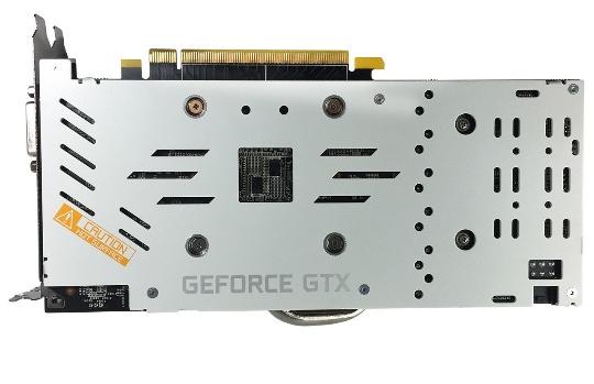 GALAX представил видеокарту GTX 1060 6 GB EXOC White Edition
