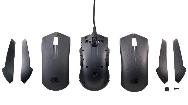 Cooler Master представил игровую мышь MasterMouse Pro L