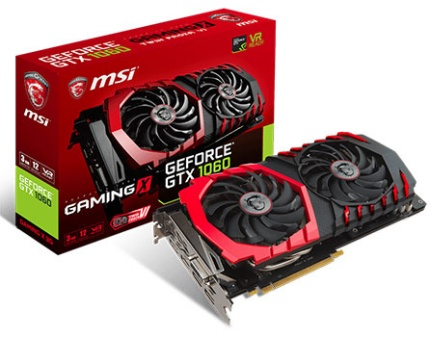 msi gtx 1060 gaming x 3 gb