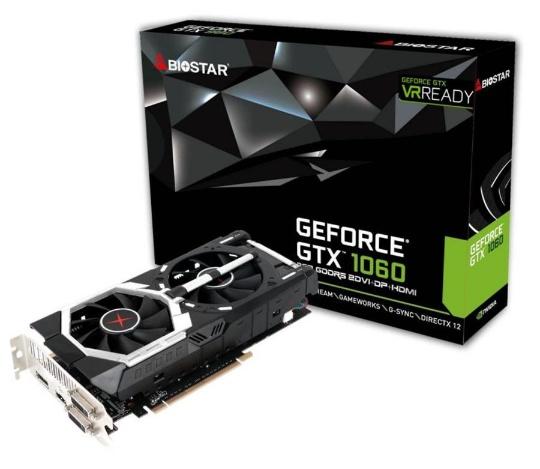 BIOSTAR GeForce GTX 1060