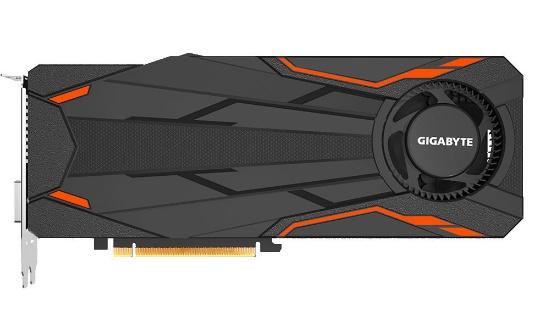 GIGABYTE представил видеокарту GeForce GTX 1080 TT