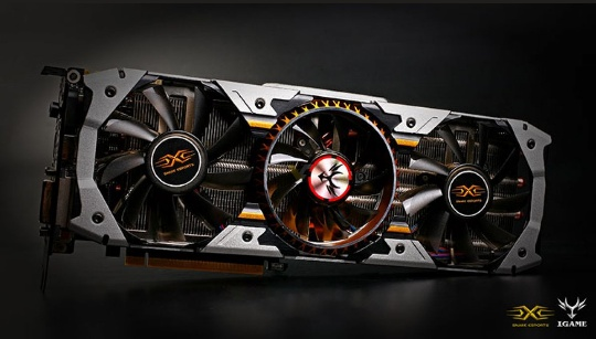 Colorful представил видеокарту iGame GeForce GTX 1070 Snake X-Top