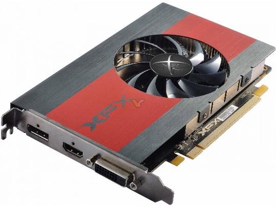 XFX представила однослотовую карту Radeon RX 460 Core Edition