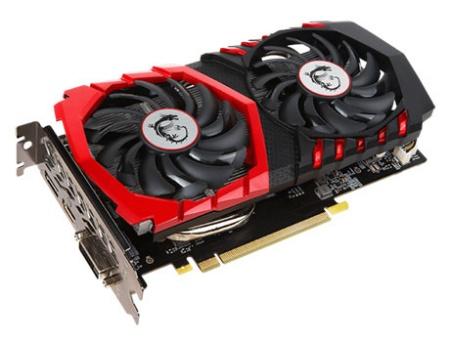 MSI GeForce GTX 1050 Ti Gaming X 4 GB