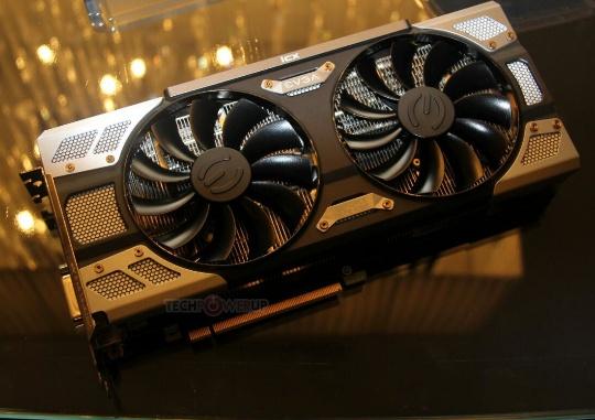 Изображения видеокарт EVGA GeForce GTX 1080 и GTX 1070, FTW2 и SC2