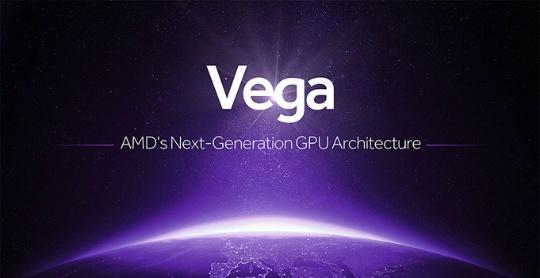 AMD запустит карты на основе архитектуры Vega в мае 2017 года