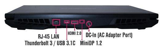 "EUROCOM запускает Tornado F5 15.6"" — 4K, GTX 1080, i7 7700K и 64 Гб DDR4 RAM"