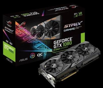 GTX 1080 STRIX