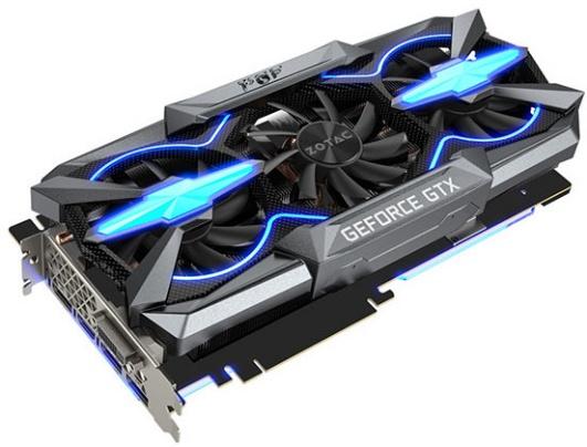 ZOTAC выложил фотографии GeForce GTX 1080 Ti PGF Edition