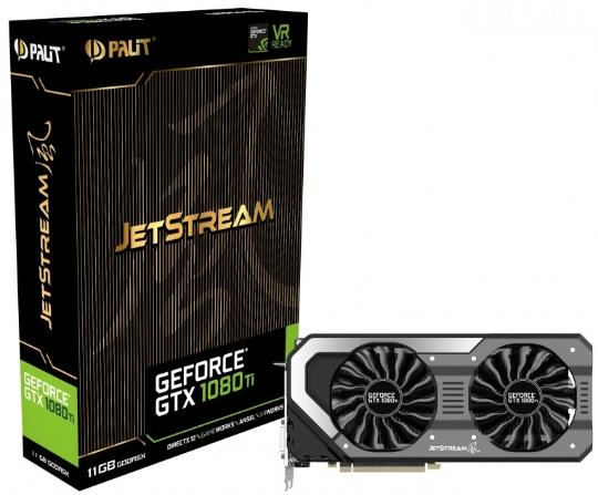 GTX 1080 Ti JetStream