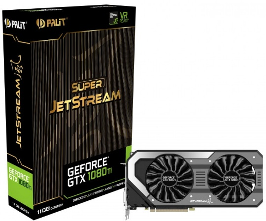 GTX 1080 Ti Super JetStream