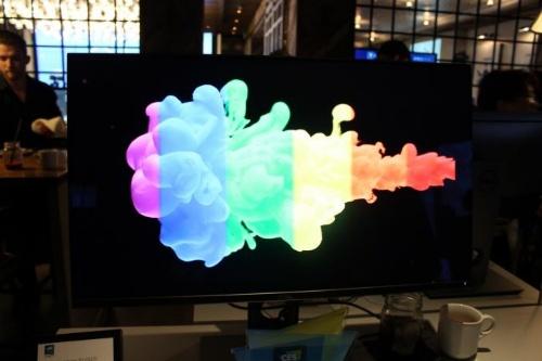 OLED монитор