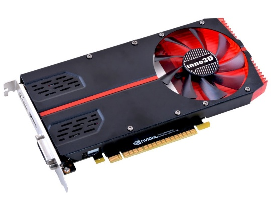 Inno3D GeForce GTX 1050 Ti