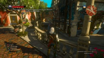 Тест The Witcher 3_04