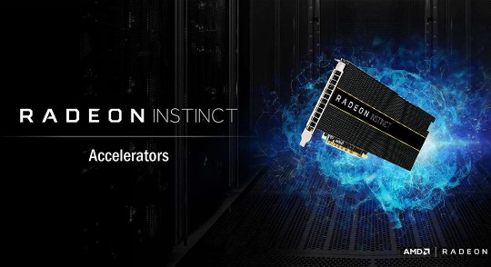 AMD Radeon Instinct MI25