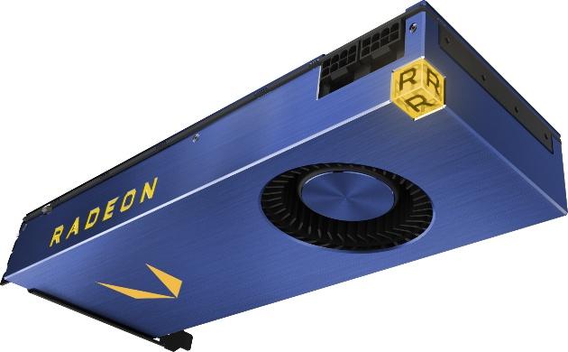Radeon Pro Vega Frontier Edition