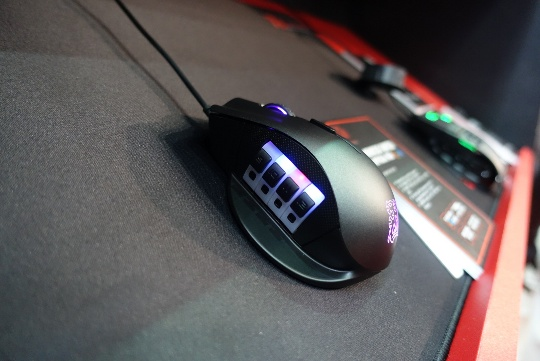 Nemesis Switch Optical RGB