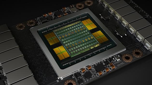 образец GPU V100