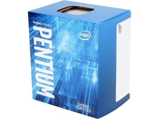 Pentium G4560 vs Core i3