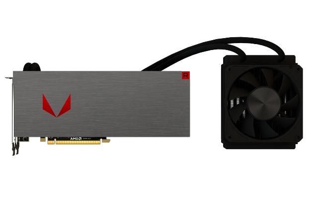 Radeon RX Vega 64 Liquid Cooled Edition