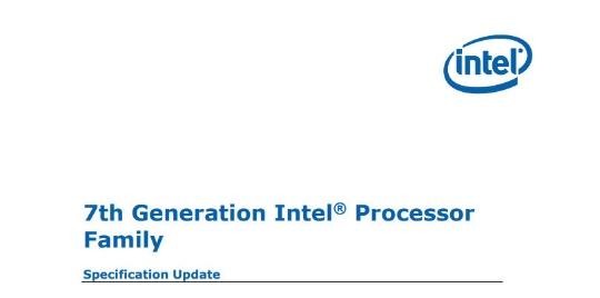 новая линейка CPU Intel