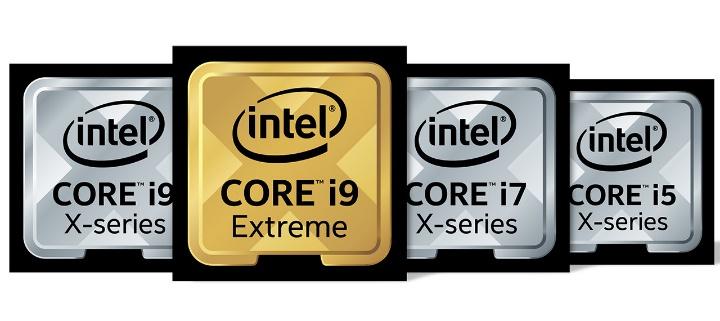 линейка Intel Core X