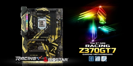 BIOSTAR RACING Z370GT7