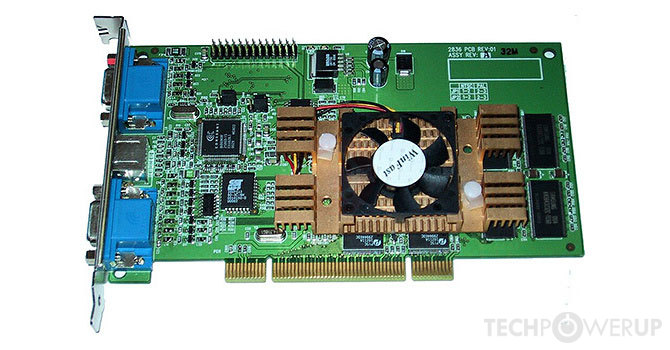 nvidia geforce2 mx dh pro tv pci