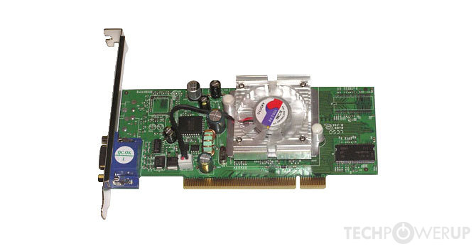 nvidia geforce2 mx pci