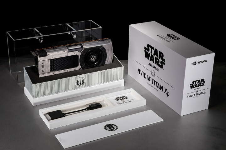 упаковка Jedi Order