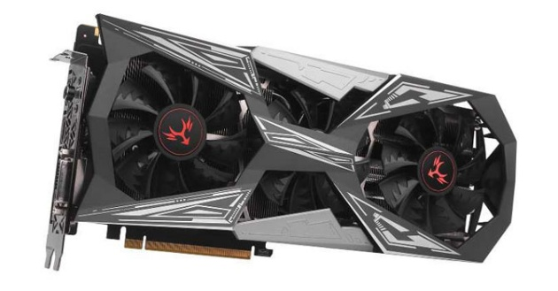 Colorful iGame GeForce GTX 1070 Ti Vulcan X TOP