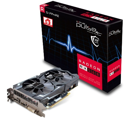 Pulse Radeon RX 560 LITE