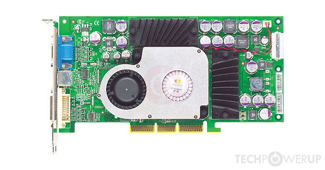 nvidia geforce fx 5800