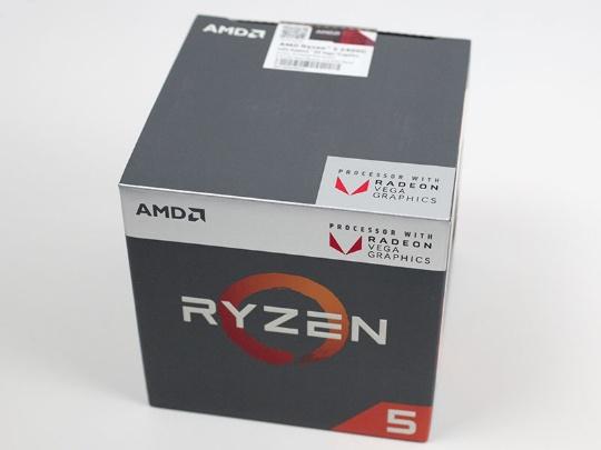 AMD Ryzen 2-го поколения