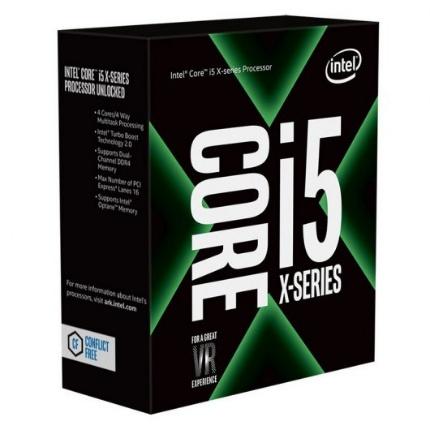 пенсия Intel Core i5-7640 X