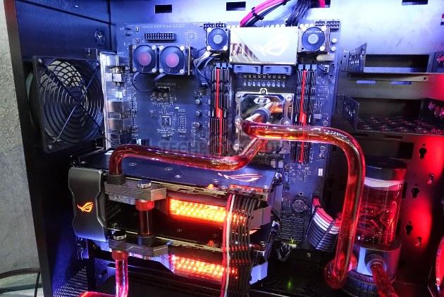 Чипсет Intel X599 для 28-ядерной платформы HEDT+