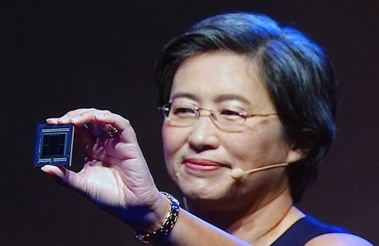 """AMD 7 нм """"Вега"""" в декабре"""