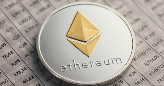 Обвал курса Ethereum