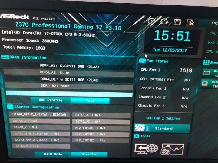 разгон Core i7-9700K_01