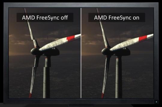 AMD FreeSync на GPU от NVIDIA
