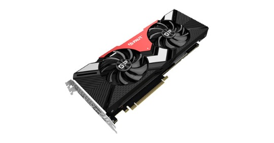 Palit GeForce RTX 2080 GamingPro OC