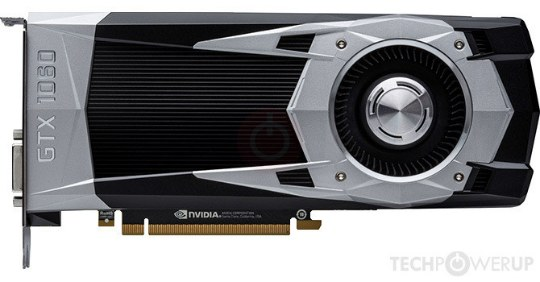 NVIDIA GeForce GTX 1060 с GDDR5X