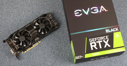 EVGA GeForce RTX 2070 Black