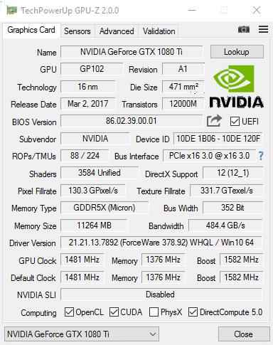 TechPowerUp GPU-Z 2.15.0